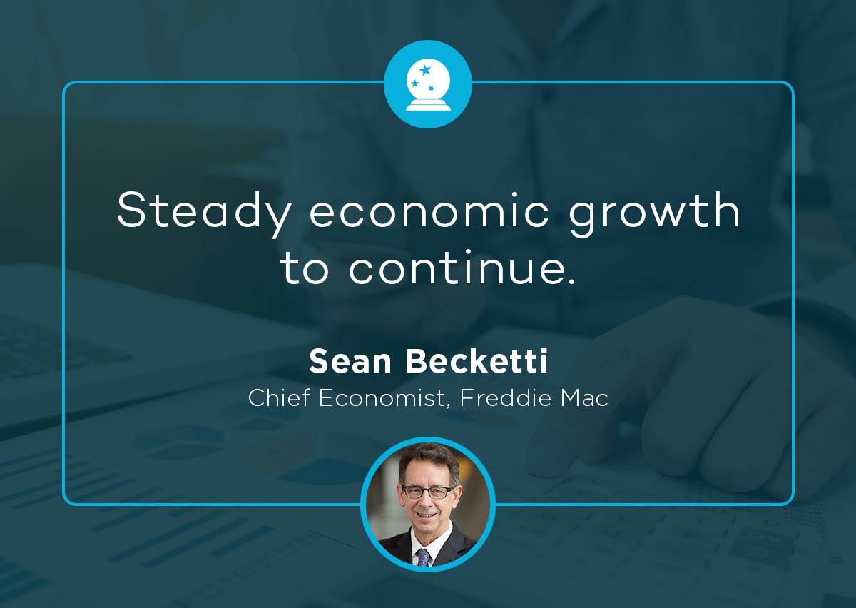 Sean Becketti 2018 real estate prediction