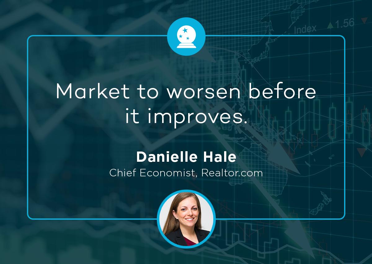 Danielle Hale 2018 real estate prediction