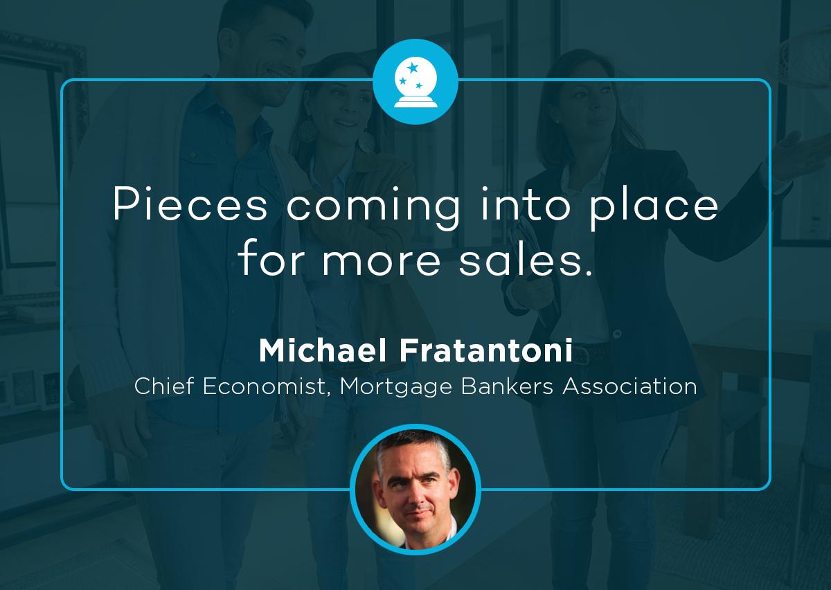 Michael Fratantoni 2018 real estate prediction