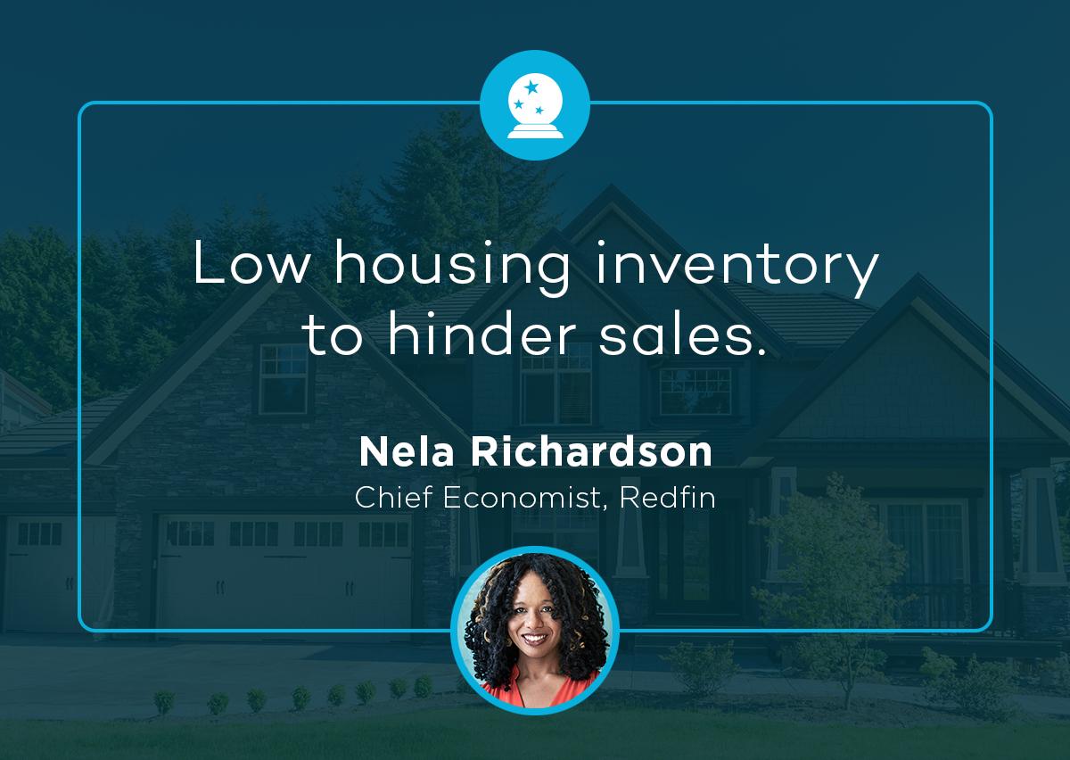 Nela Richardson 2018 real estate prediction
