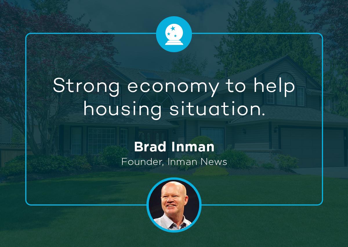 Brad Inman 2018 real estate prediction