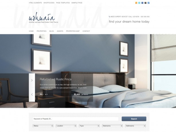 Top 25 Most Beautiful Real Estate Websites 2014