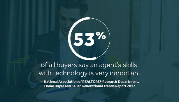 agent tech skills - not marketing online