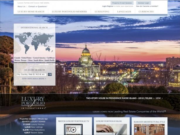 luxury portfolio international
