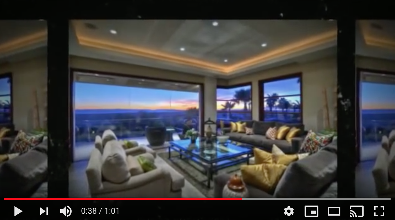 video listing