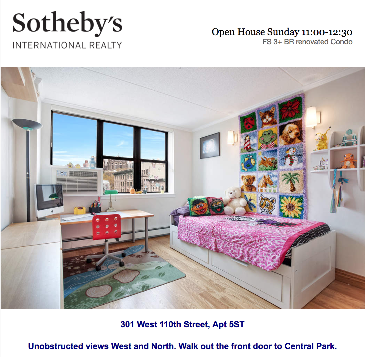 Sotheby's real estate newsletter