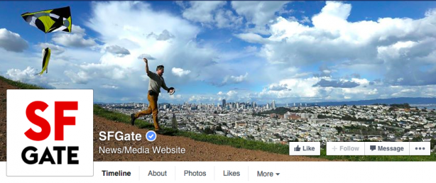 Facebook Cover Image SFGate
