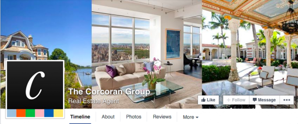 Facebook Cover Image Corcoran Group