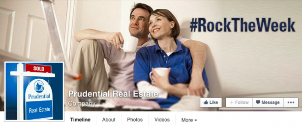 Facebook Cover Image - Prudential