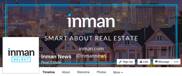 Facebook Cover Image Inman