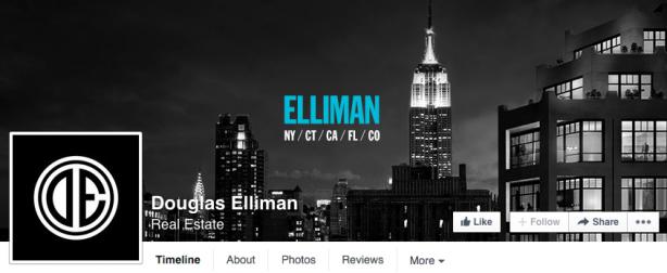 Facebook Cover Image - Douglas Elliman
