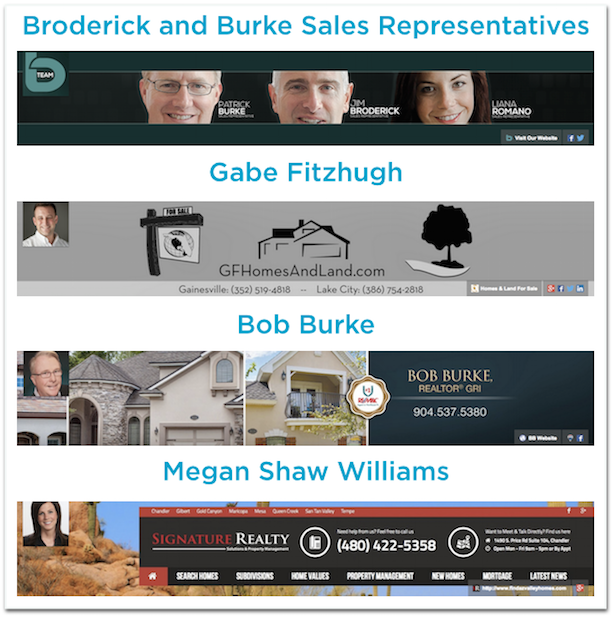 Real estate agent YouTub channel design