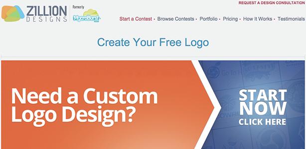 graphic design tools Zillion Designs