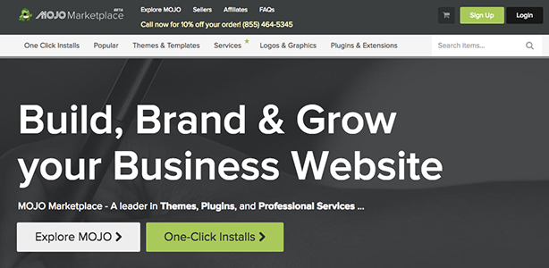 graphic design tools MOJO Marketplace