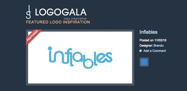 graphic design tools Logo Gala