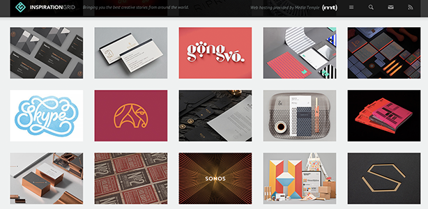 graphic design tools Inspiration Grid