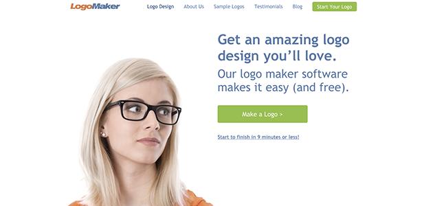 graphic design tools LogoMaker