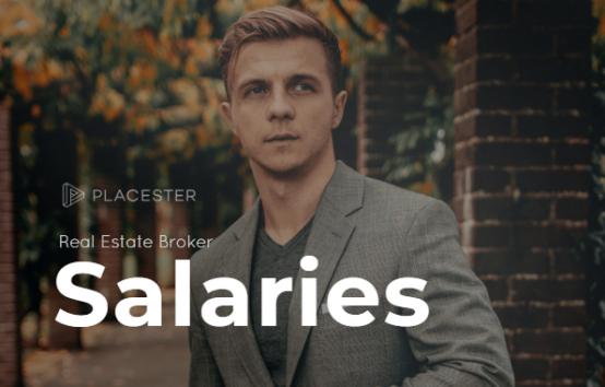 Real Estate Broker Salaries 2019 State Guide