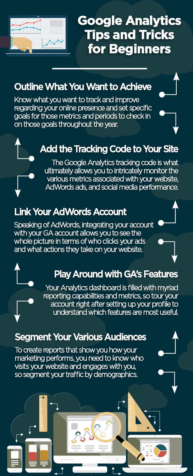 Google Analytics tips for beginners