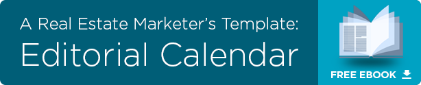 content marketing editorial calendar