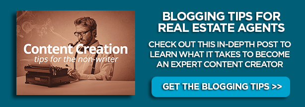real estate blog post creation
