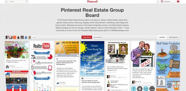 Bill Gassett Pinterest board