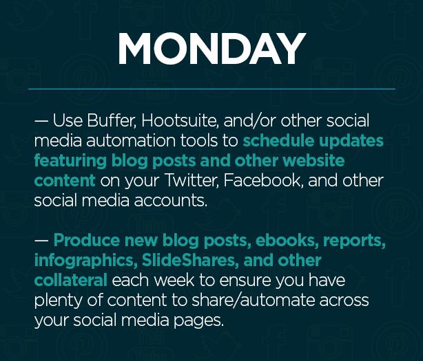 real estate social media time management guide