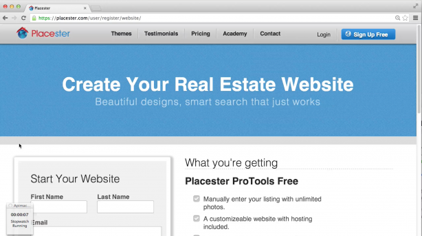 1-IDX-website-in-10-minutes--on-Placester