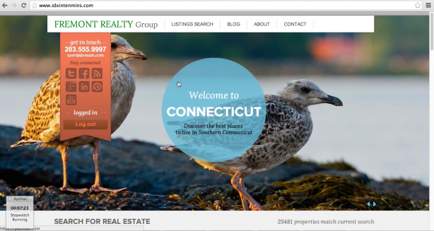 How to Build a Real Estate Website in Less than 10 Minutes and Create Your First Blog Post