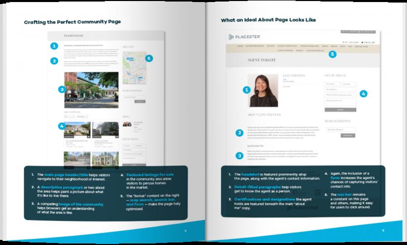 Real Estate Website Design 101