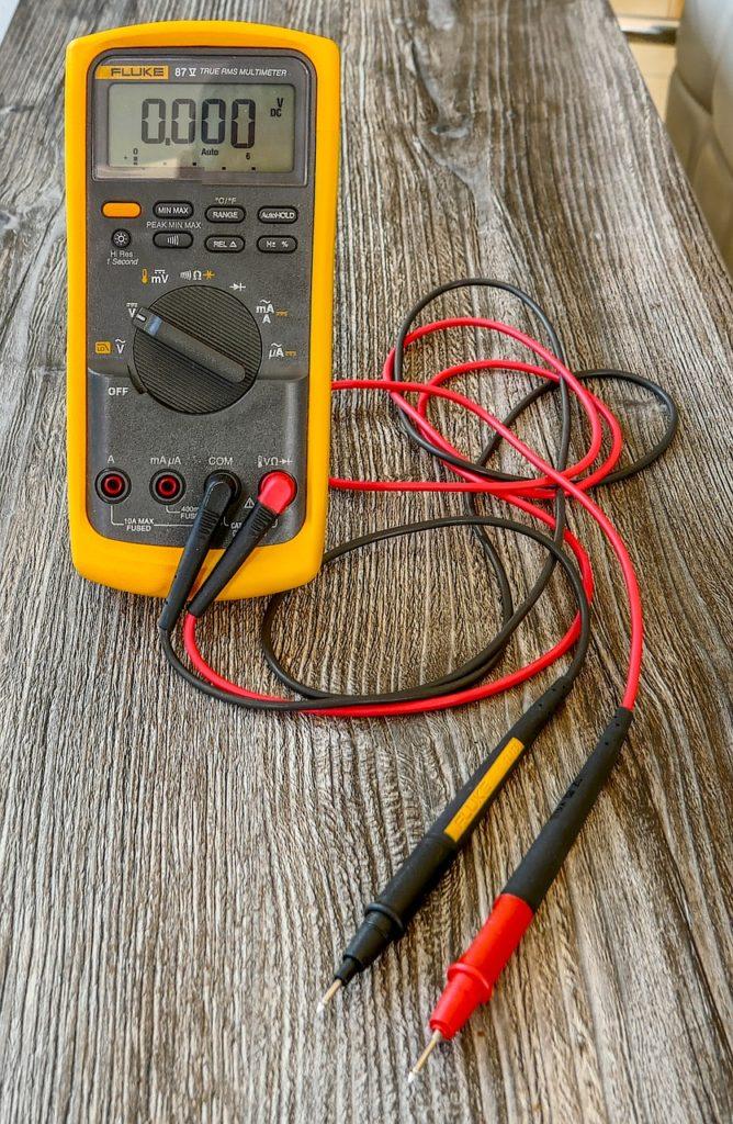 Special HVAC Tools - Multimeter