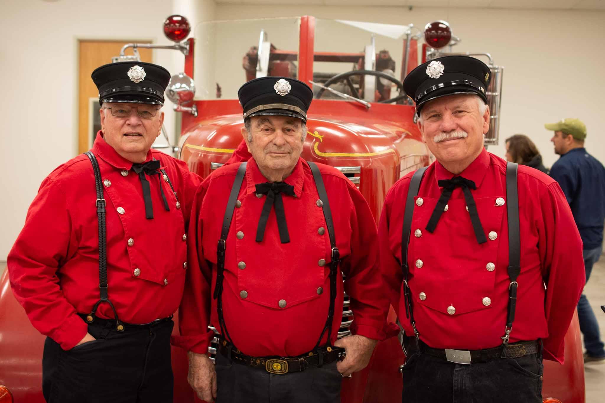 Fire Museum Volunteers