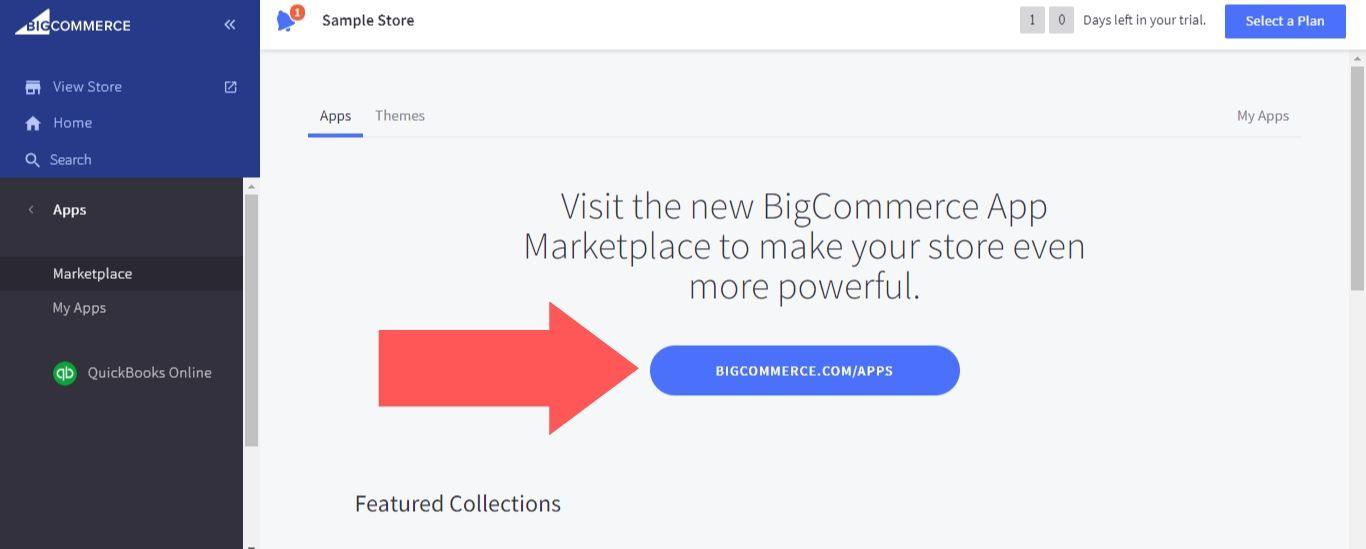 BigCommerce login