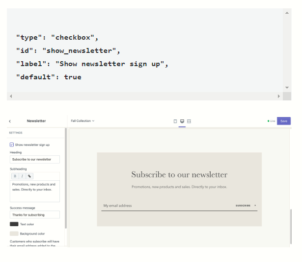 Shopify coding language