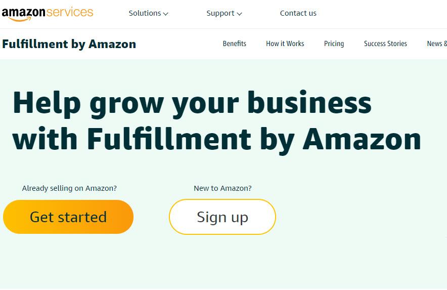 amazon fulfillment services