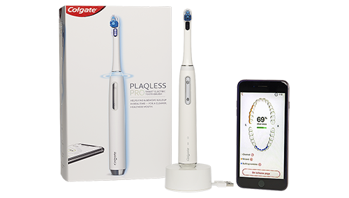 Colgate Plaqless Pro Toothbrush