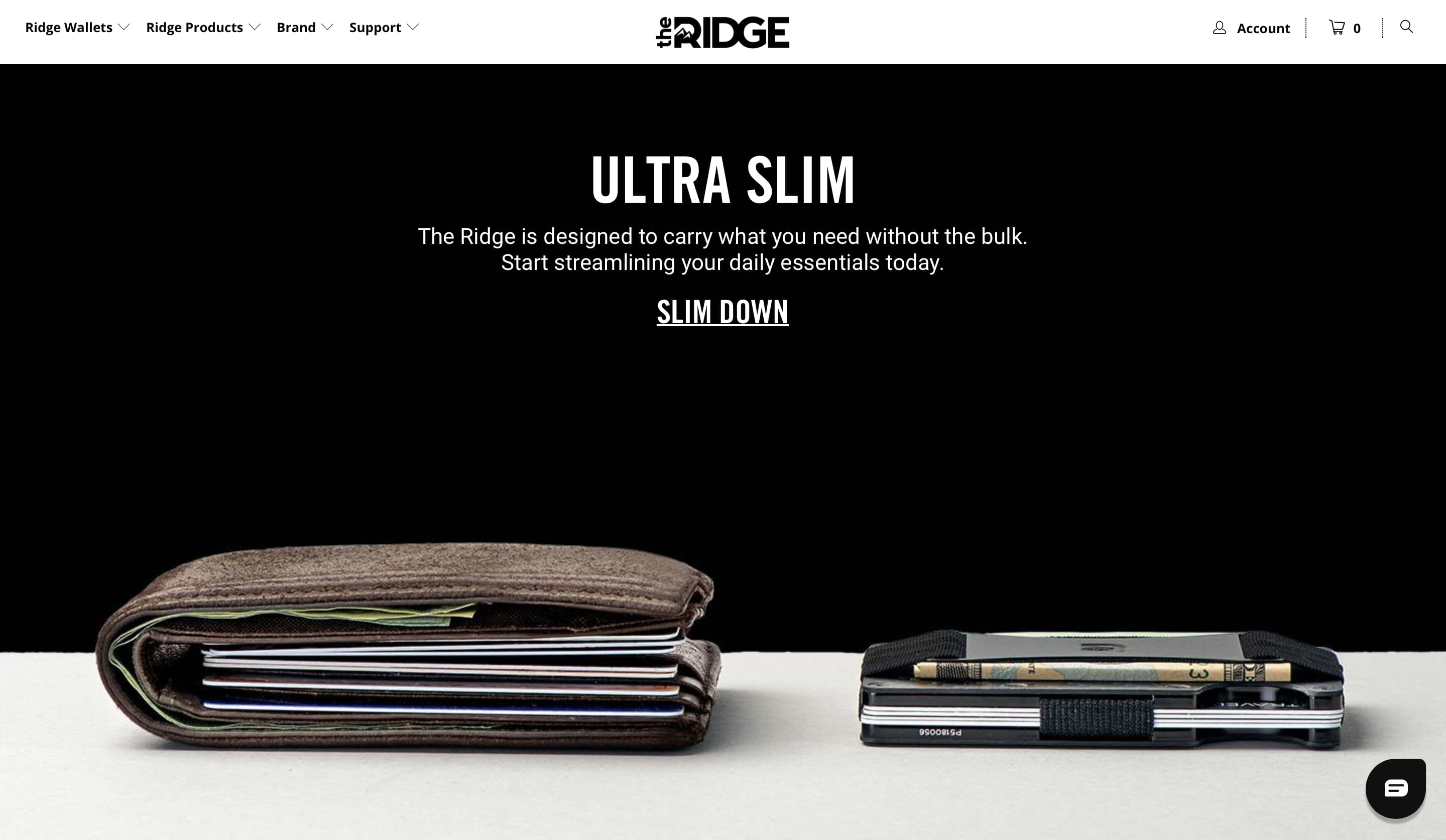 Ridge Wallets See it in Action