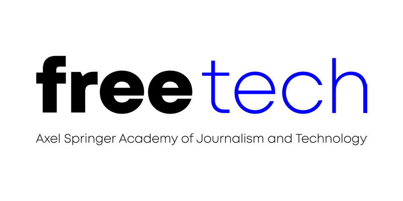 FreeTech – Axel Springer Academy of Journalism and Technology