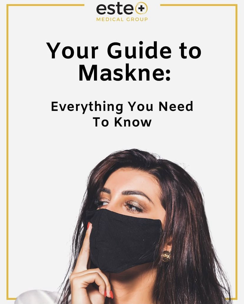 Guide to combating maskne