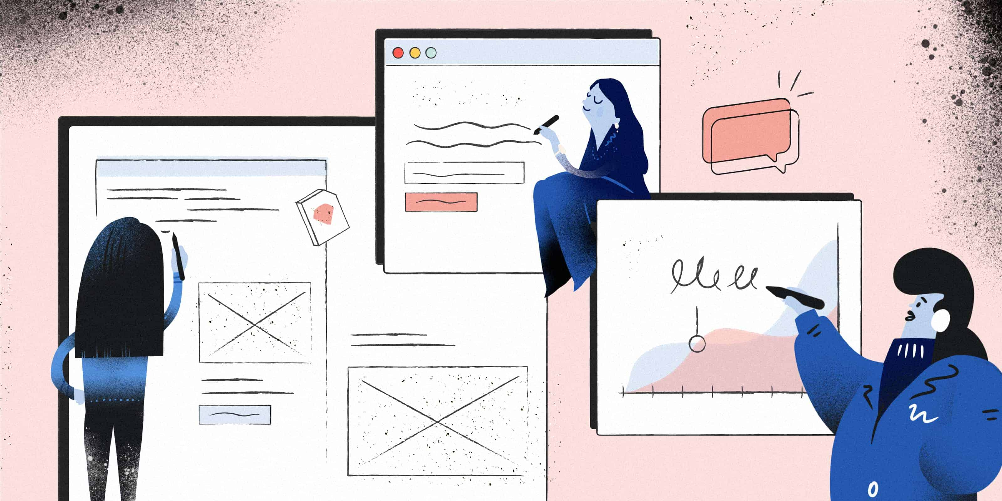 Giving UX writing a seat at the design table