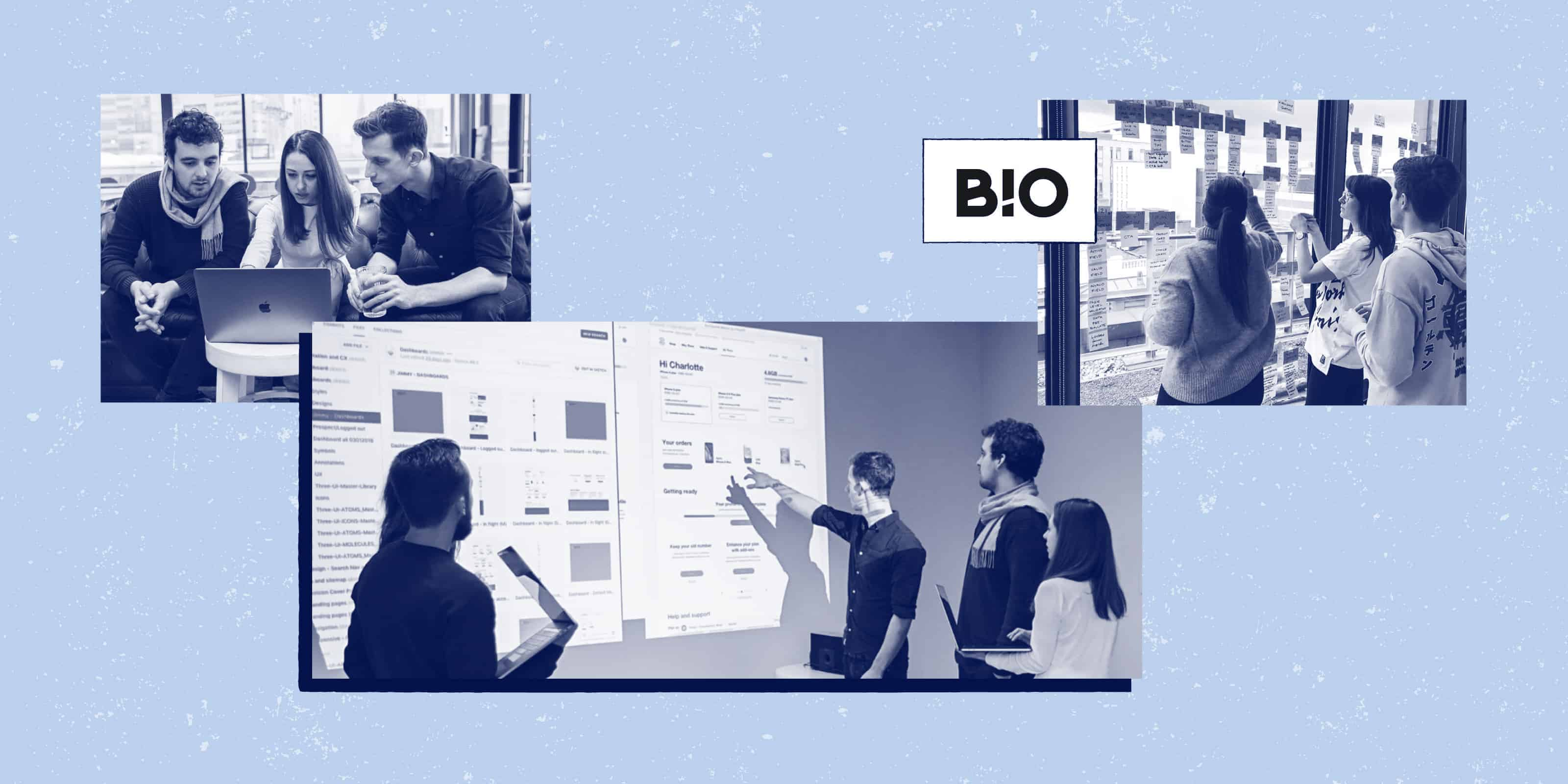 How BIO overhauled a leading UK company's digital everything