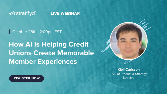 How AI Is Helping Credit Unions Create Memorable Member Experiences
