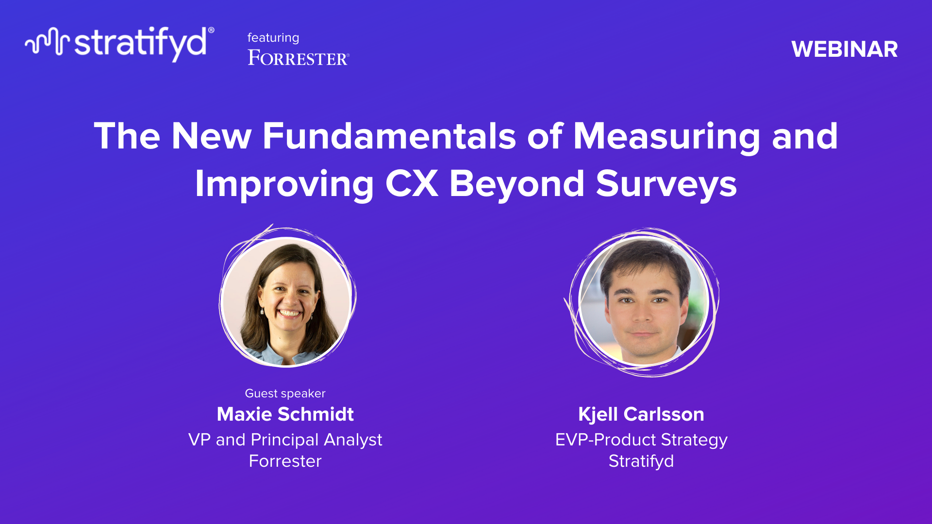 The New Fundamentals of Measuring and Improving CX Beyond Surveys (US)