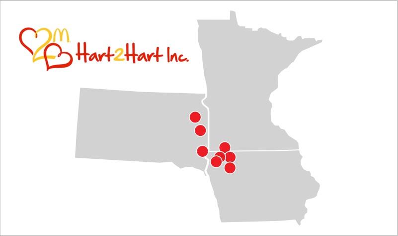 hart2hart store map