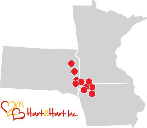 hart2hart location map