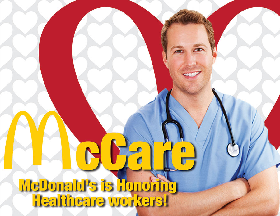 mccare health care worker