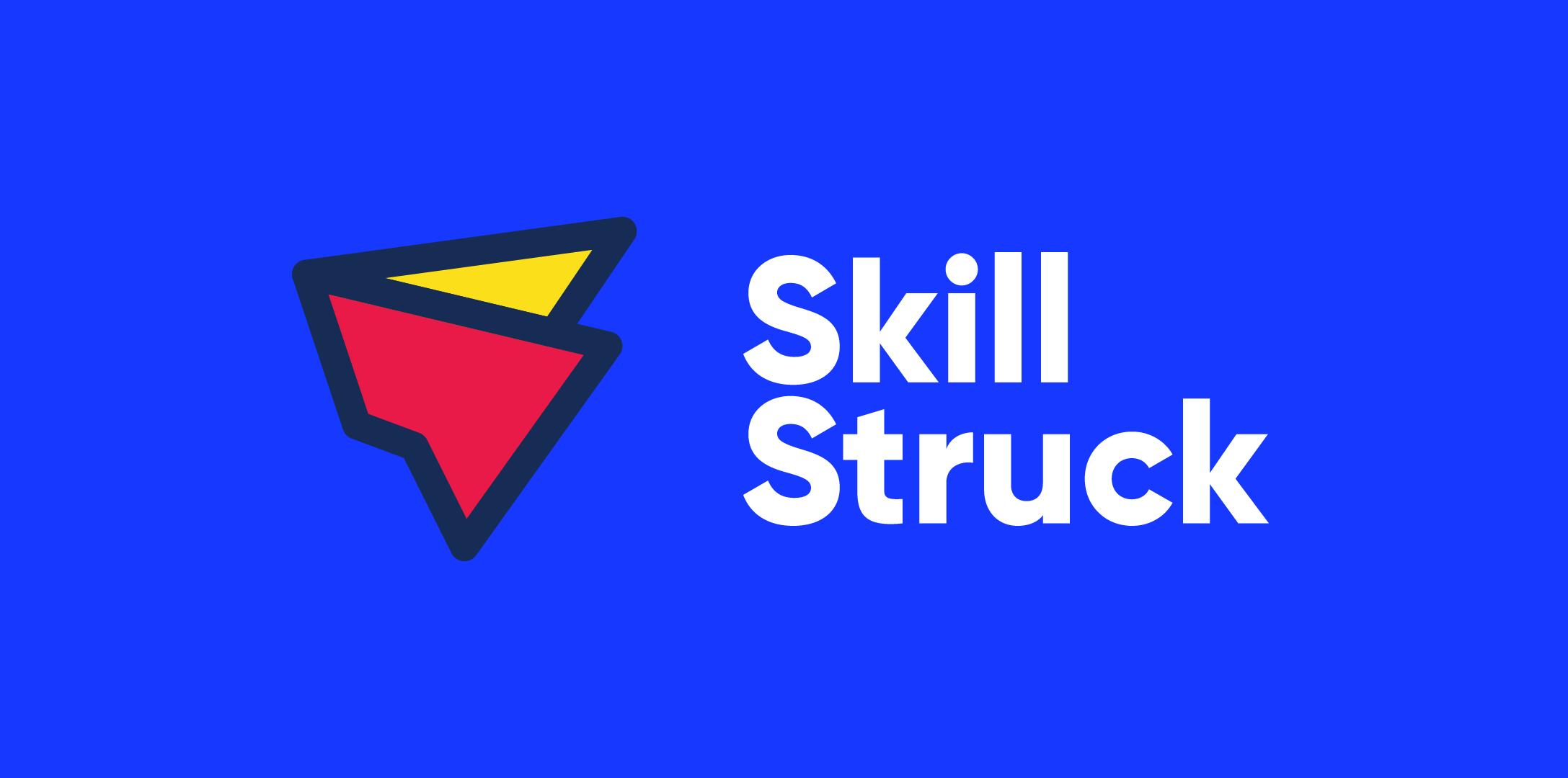 Skill Struck Logo
