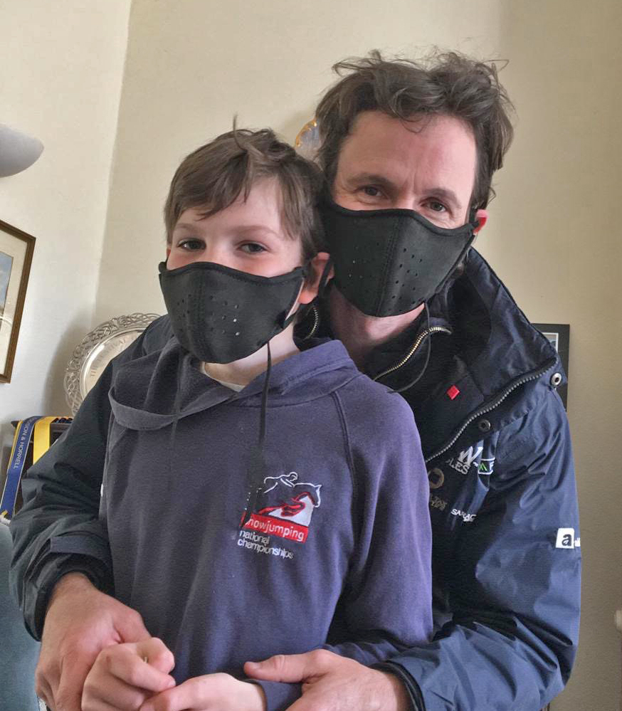 masks for families