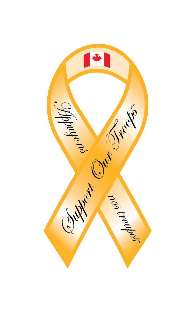 Yellow Ribbon Icon