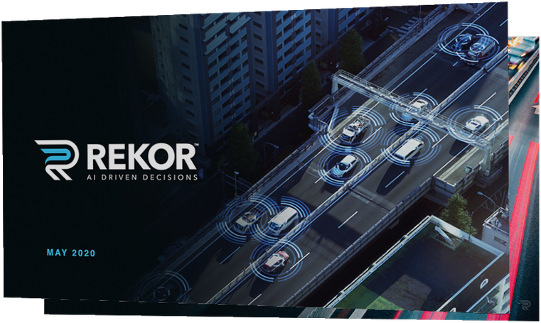 Rekor investor pitch deck preview